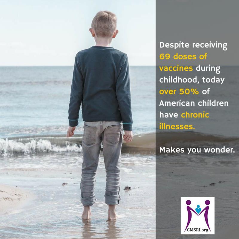 Rise of chronic illness in children