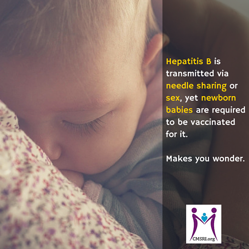 Hep B Newborn Facts